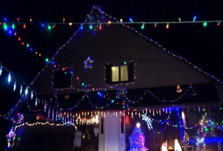 Rochester Christmas Display With More Than 40,000 Lights Celebrates Last  Holiday Season ?