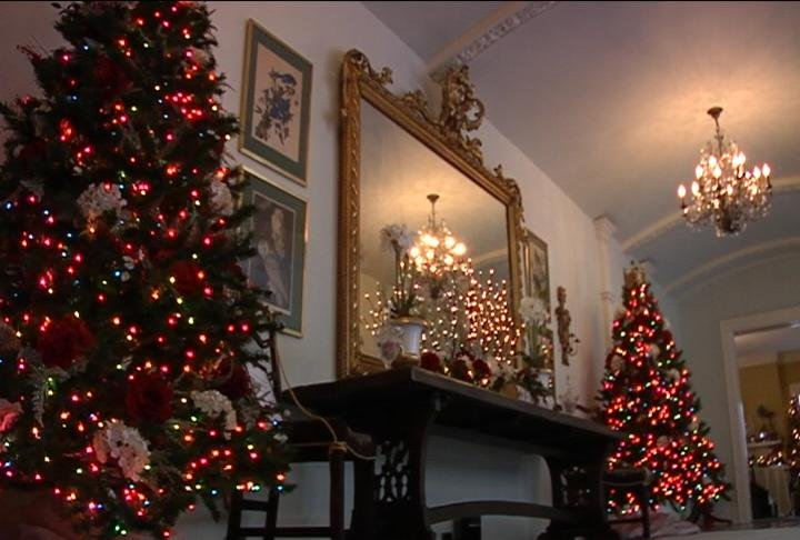 Mayowood Mansion Holiday Tours
