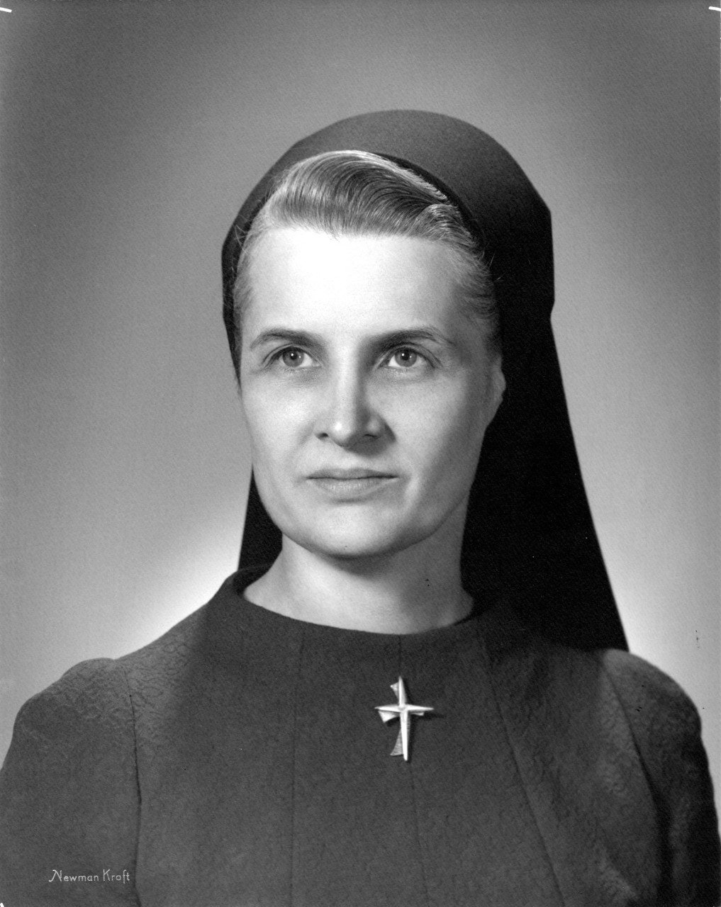 Sister Generose in the 1960s / Photo: History Center of Olmsted County
