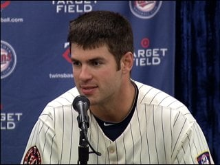 Mauer will likely miss two games