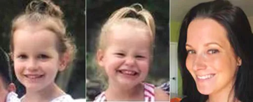 (The Colorado Bureau of Investigation via AP). This photo combo of images provided by The Colorado Bureau of Investigation shows, from left, Bella Watts, Celeste Watts and Shanann Watts.